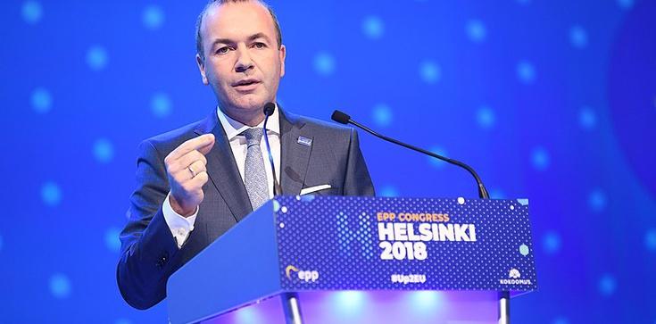 Weber: UE nie powinna finansować wrogich jej partii - zdjęcie