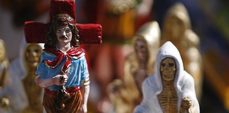 Egzorcyści walczą z zabójczym kultem śmierci - zdjęcie