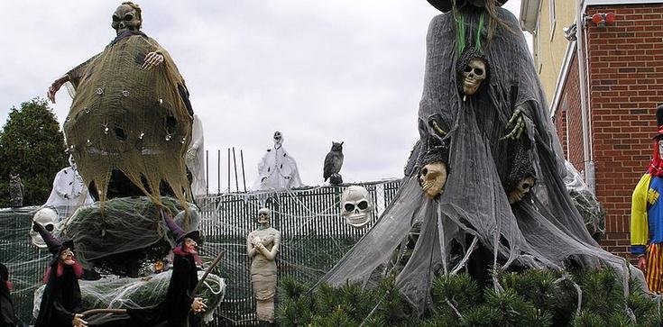 10 powodów dla których chrześcijanin nie powinien obchodzić Halloween UWAGA DRASTYCZNE SCENY! - zdjęcie