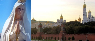 Błędy Rosji wciąż wymagają maryjnego poświęcenia