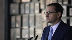 Premier Mateusz Morawiecki jasno o tych, którzy zakłamują historię - miniaturka