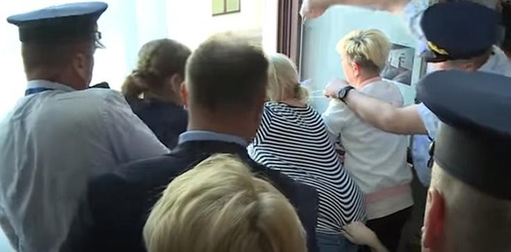Interwencja Straży Marszałkowskiej zgodna z prawem i procedurami - zdjęcie