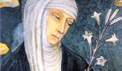Św. Katarzyna ze Sieny-patronka Europy