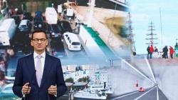Premier Morawiecki: Nie ma już Polski A i Polski B - miniaturka
