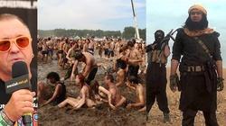 Błaszczak demaskuje Woodstock: 'Róbta co chceta', a obok mordują... - miniaturka