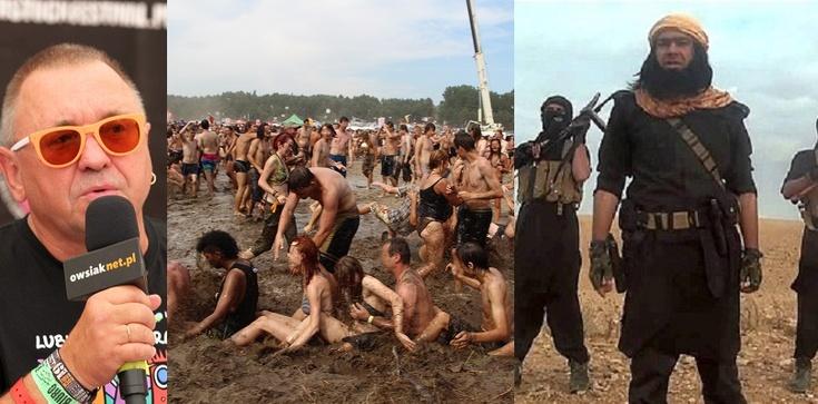 Błaszczak demaskuje Woodstock: 'Róbta co chceta', a obok mordują... - zdjęcie
