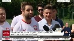 Patryk Jaki z poparciem znanego piłkarza! - miniaturka