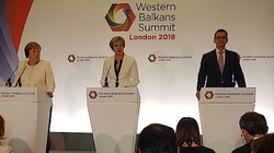 Premier Morawiecki w Londynie: Zewnętrzna granica UE musi być silna, stabilna, szczelna i dobrze chroniona - miniaturka
