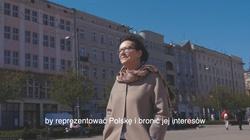 Paradny spot Ewy Kopacz:,,Będę bronić interesów Polski'' - miniaturka