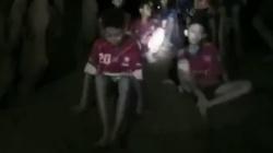 Tajlandia: Sukces akcji ratunkowej! Piłkarze i trener uwolnieni - miniaturka