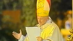 ,,Niech zstąpi Duch Twój!'' 40. rocznica pierwszej pielgrzymki Jana Pawła II do Polski - miniaturka