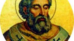 Święty Grzegorz III – obrońca obrazów świętych - miniaturka
