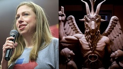 Kontakty córki Clintonów z kościołem Szatana - miniaturka