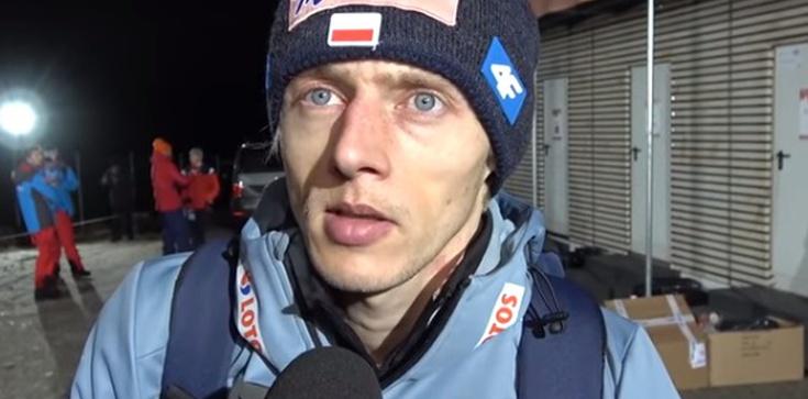 Skoki narciarskie: Dawid Kubacki na podium! - zdjęcie