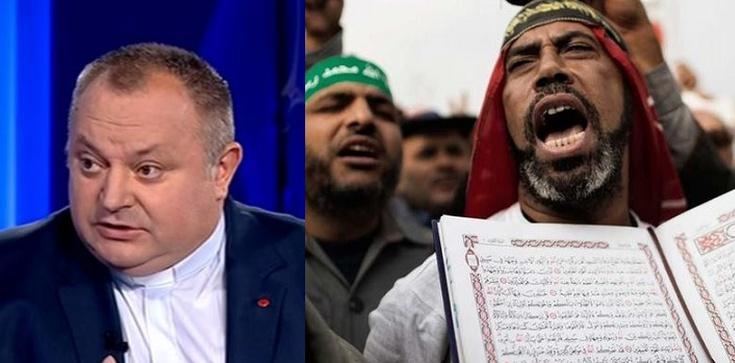 Ks. prof. Waldemar Cisło dla Frondy: Czy Europa da się bezwolnie zniszczyć islamistom? - zdjęcie
