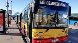 Koronawirus. Warszawa. Kierowca autobusu przerażony i boi się chodzić do pracy - miniaturka