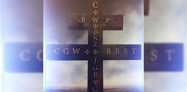 Krzyż zwycięża, Krzyż króluje, Krzyż panuje. Przez znak Krzyża uwolnij mnie Panie od tej zarazy. - zdjęcie