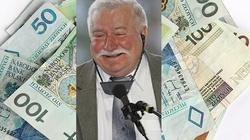 Wałęsa - oddaj nasze miliony!!! - miniaturka