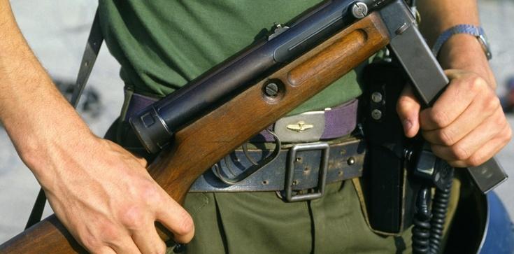 Biblia i prawo do posiadania broni - zdjęcie