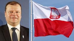 Piękny gest premiera Litwy względem Polaków - miniaturka
