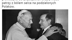 Wałęsa politykuje nawet w rocznicę śmierci Jana Pawła II! - miniaturka