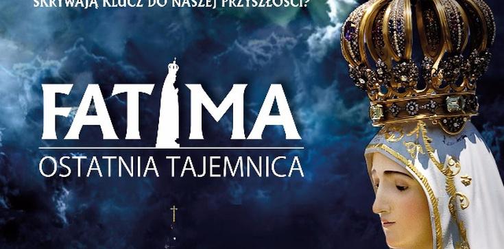 ,,Fatima. Ostatnia tajenica'' już w kinach - zapraszamy - zdjęcie