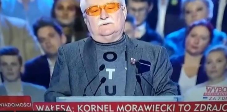 Twitter komentuje słowa Wałęsy o Kornelu Morawieckim - zdjęcie