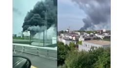 [Wideo] Wybuch w fabryce koncernu farmaceutycznego Bayer w Leverkusen - miniaturka
