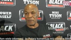 Mike Tyson: Polakom g**** się stało w porównaniu z czarnymi - miniaturka