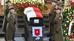 'Premier Olszewski miał dwie miłości: żonę i ojczyznę' - miniaturka