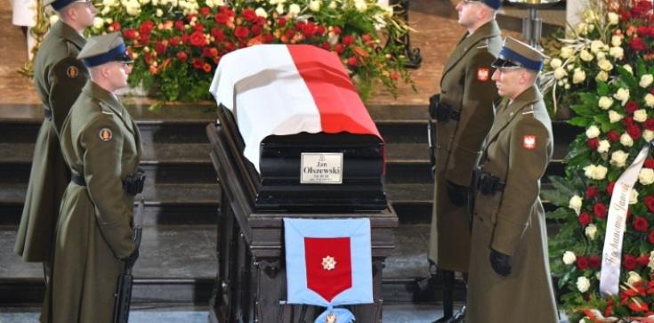 'Premier Olszewski miał dwie miłości: żonę i ojczyznę' - zdjęcie