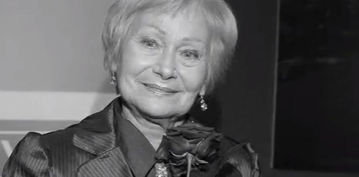 Nie żyje aktorka z 'Klanu'. Miała 86 lat - zdjęcie