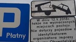 Warszawa Platformy? 'Nie masz legitymacji partyjnej? Straż Miejska odholuje twój samochód!' - miniaturka