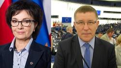 """Ma rację marszałek Elżbieta Witek- """"tu jest Polska, a w Europie jesteśmy od zawsze"""" - miniaturka"""