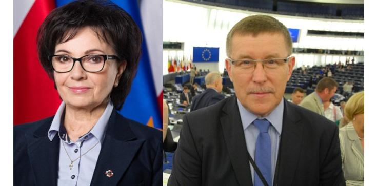 """Ma rację marszałek Elżbieta Witek- """"tu jest Polska, a w Europie jesteśmy od zawsze"""" - zdjęcie"""