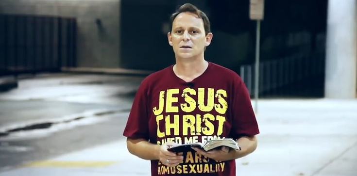 27 lat był gejem, aż stało się coś cudownego - zdjęcie