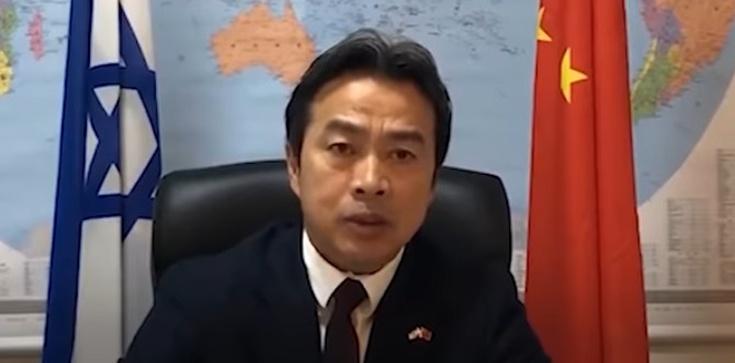Ambasador Chin w Izraelu znaleziony martwy w swoim mieszkaniu - zdjęcie