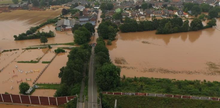 Liczba ofiar powodzi w Niemczech wciąż rośnie. Tragiczny bilans - zdjęcie
