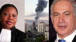 Liczne ofiary cywilne w Strefie Gazy. Sprawie przygląda się MTK. Czy i tym razem to dla Netanjahu antysemityzm? - miniaturka