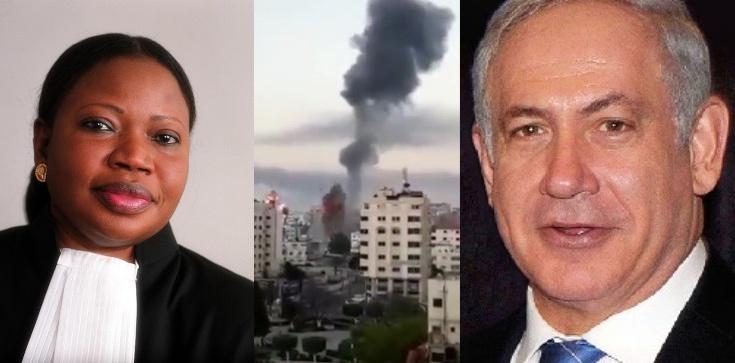 Liczne ofiary cywilne w Strefie Gazy. Sprawie przygląda się MTK. Czy i tym razem to dla Netanjahu antysemityzm? - zdjęcie