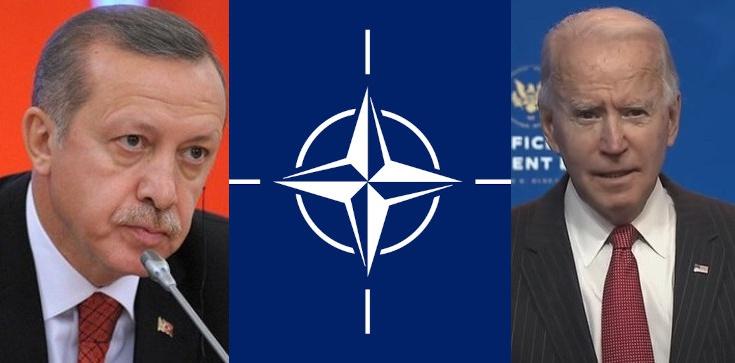 """Spotkanie Biden-Erdogan na szczycie NATO. """"Możliwa poprawa relacji"""" - zdjęcie"""