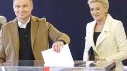 Para prezydencka też już głosowała - miniaturka