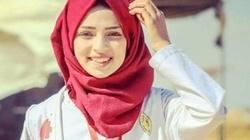 21-letnia pielęgniarka zastrzelona przez izraelskiego snajpera - miniaturka