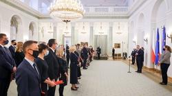 Prezydent wręczył nominacje sędziowskie - miniaturka
