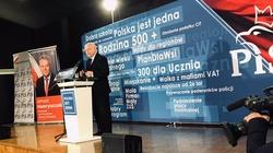 Jarosław Kaczyński: Tylko PiS może zapewnić silne państwo - miniaturka