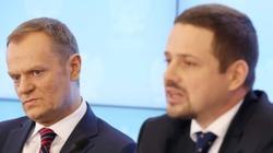 Trzaskowski wstydzi się Tuska? Senator PIS ripostuje - miniaturka