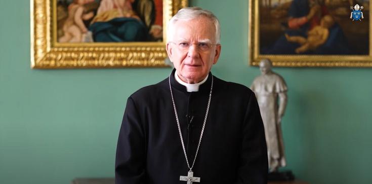 Abp Jędraszewski: ,,Milion dzieci modli się na różańcu'' [Wideo] - zdjęcie