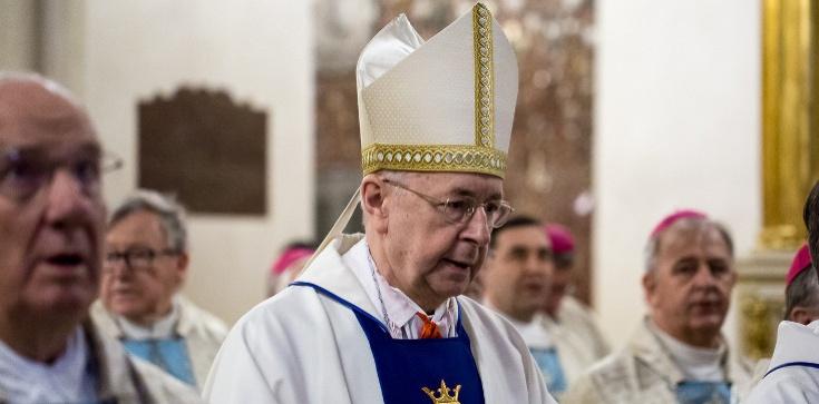 Abp Stanisław Gądecki: Kościół nie jest prawicowy ani lewicowy. Powinien stać po stronie Bożej! - zdjęcie