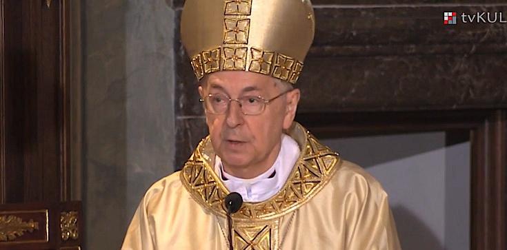 Przewodniczący Episkopatu zawierzy dziś Polskę Panu Bogu i Matce Bożej   - zdjęcie