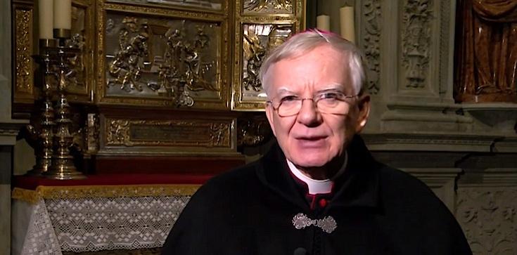Abp Marek Jędraszewski: Deistyczna wizja Boga jest zakłamana - zdjęcie
